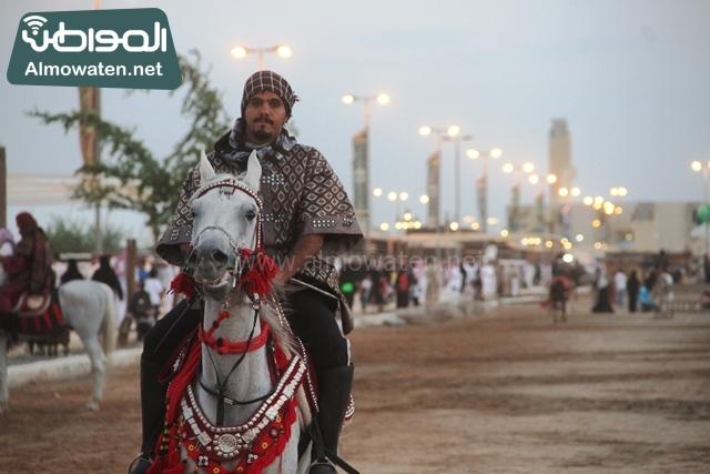 صور جادة عكاظ والفعاليات المصاحبة التي تقام بها في محافظة الطائف (11)