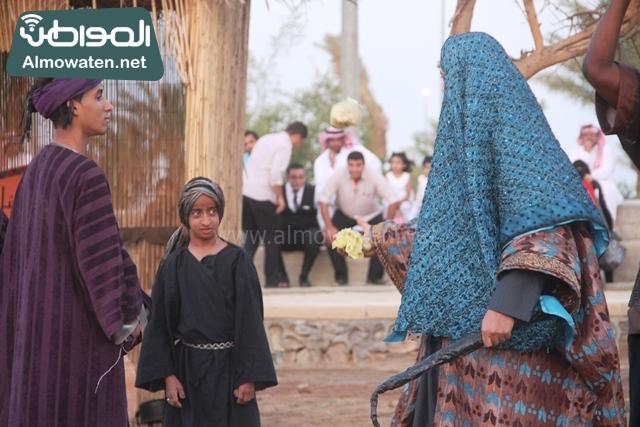 صور جادة عكاظ والفعاليات المصاحبة التي تقام بها في محافظة الطائف (15)