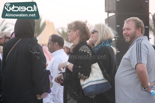 صور جادة عكاظ والفعاليات المصاحبة التي تقام بها في محافظة الطائف (18)