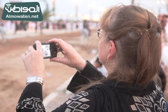 صور جادة عكاظ والفعاليات المصاحبة التي تقام بها في محافظة الطائف (19)