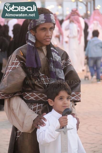صور جادة عكاظ والفعاليات المصاحبة التي تقام بها في محافظة الطائف (21)