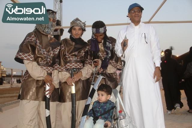 صور جادة عكاظ والفعاليات المصاحبة التي تقام بها في محافظة الطائف (22)