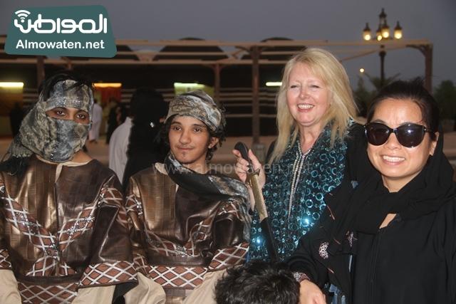 صور جادة عكاظ والفعاليات المصاحبة التي تقام بها في محافظة الطائف (23)