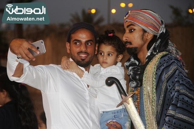 صور جادة عكاظ والفعاليات المصاحبة التي تقام بها في محافظة الطائف (24)