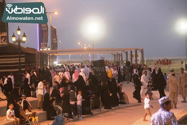 صور جادة عكاظ والفعاليات المصاحبة التي تقام بها في محافظة الطائف (25)