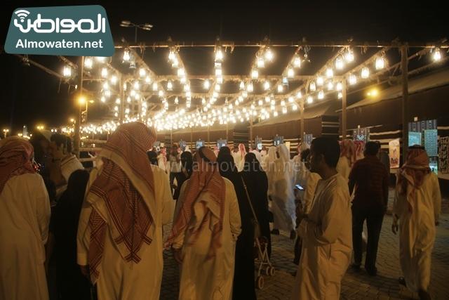 صور جادة عكاظ والفعاليات المصاحبة التي تقام بها في محافظة الطائف (29)