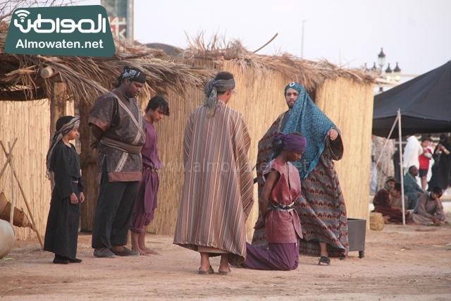 صور جادة عكاظ والفعاليات المصاحبة التي تقام بها في محافظة الطائف (3)