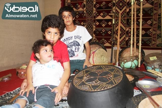 صور جادة عكاظ والفعاليات المصاحبة التي تقام بها في محافظة الطائف (34)