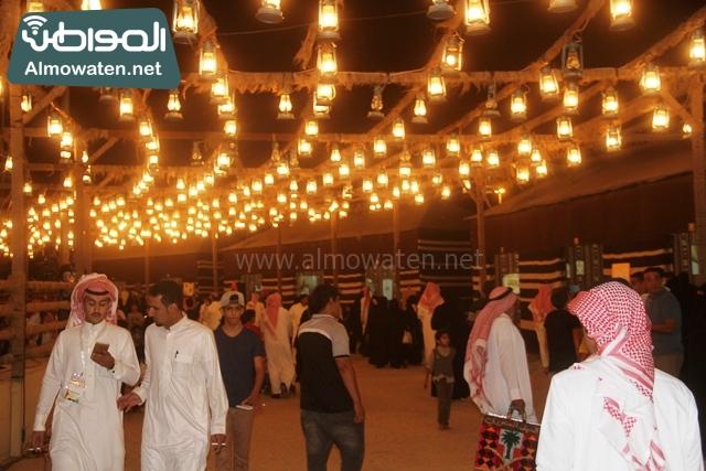 صور جادة عكاظ والفعاليات المصاحبة التي تقام بها في محافظة الطائف (41)