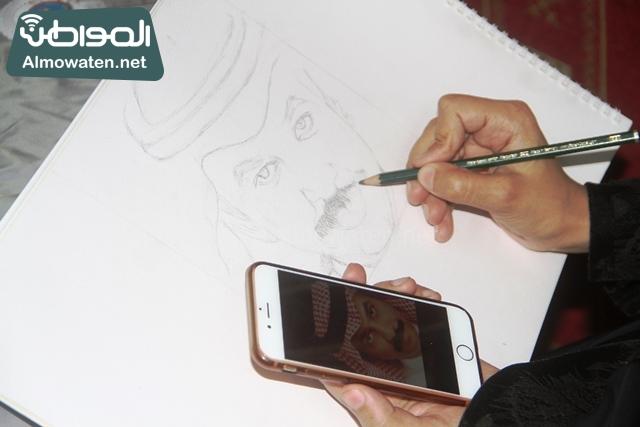صور جادة عكاظ والفعاليات المصاحبة التي تقام بها في محافظة الطائف (45)