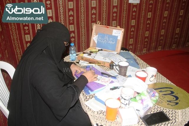 صور جادة عكاظ والفعاليات المصاحبة التي تقام بها في محافظة الطائف (46)