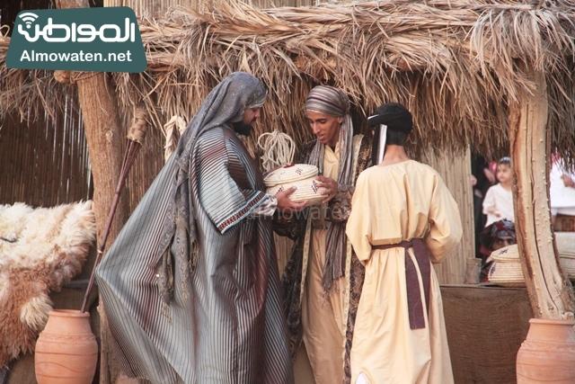 صور جادة عكاظ والفعاليات المصاحبة التي تقام بها في محافظة الطائف (5)