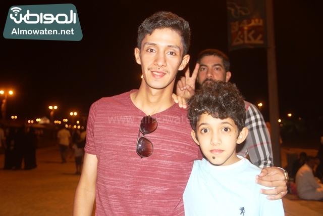 صور جادة عكاظ والفعاليات المصاحبة التي تقام بها في محافظة الطائف (50)