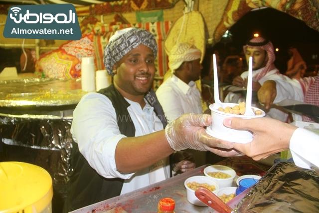صور جادة عكاظ والفعاليات المصاحبة التي تقام بها في محافظة الطائف (56)