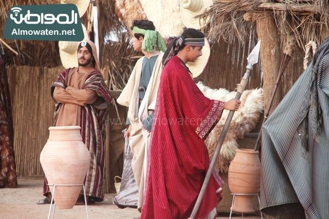 صور جادة عكاظ والفعاليات المصاحبة التي تقام بها في محافظة الطائف (6)
