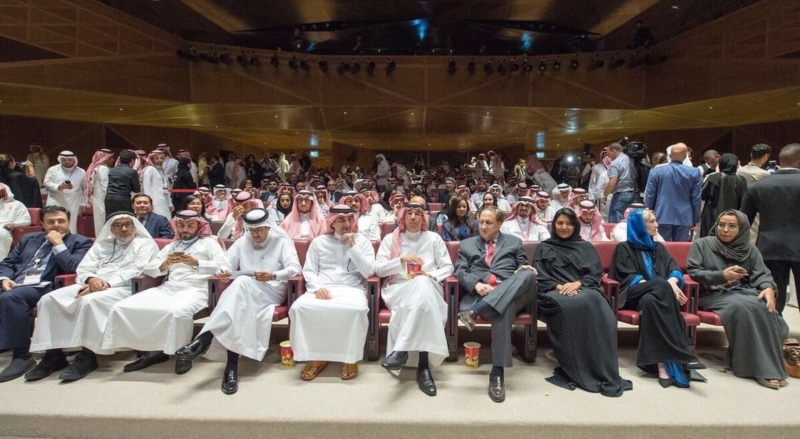 شاهد صور جديدة لتدشين أول سينما في المملكة - المواطن