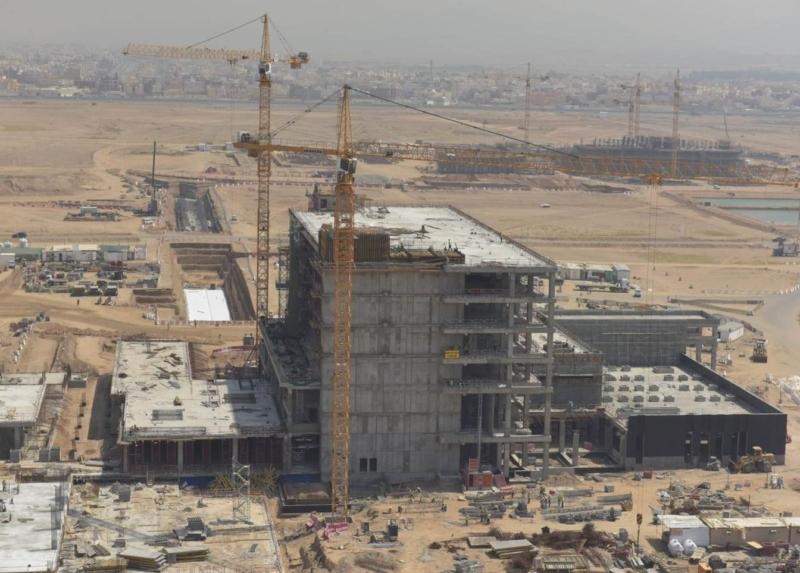 صور حصرية لآخر الأعمال بمستشفى الملك فيصل بجدة (217450181) 