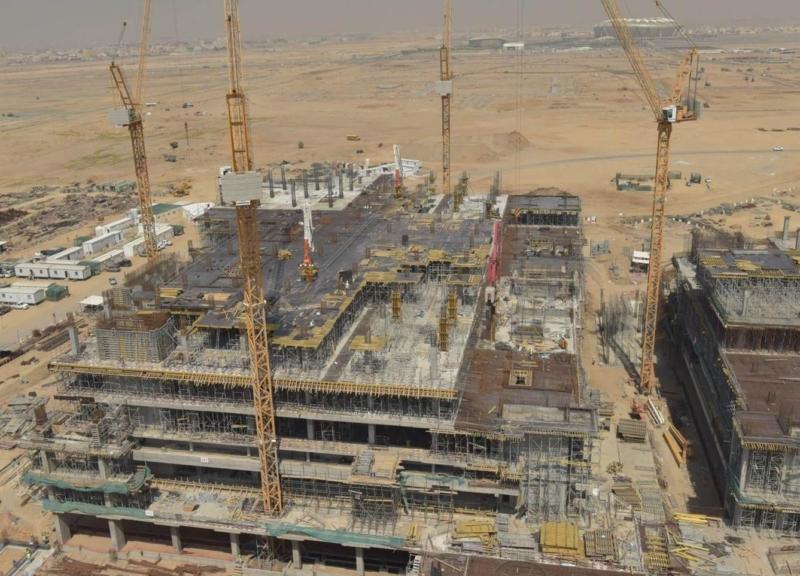 صور حصرية لآخر الأعمال بمستشفى الملك فيصل بجدة (217450182) 