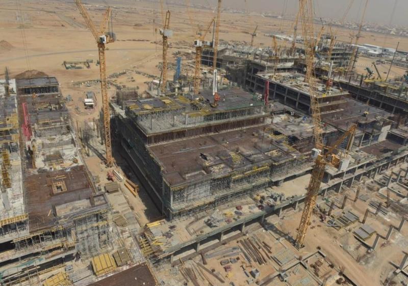 صور حصرية لآخر الأعمال بمستشفى الملك فيصل بجدة (217450183) 