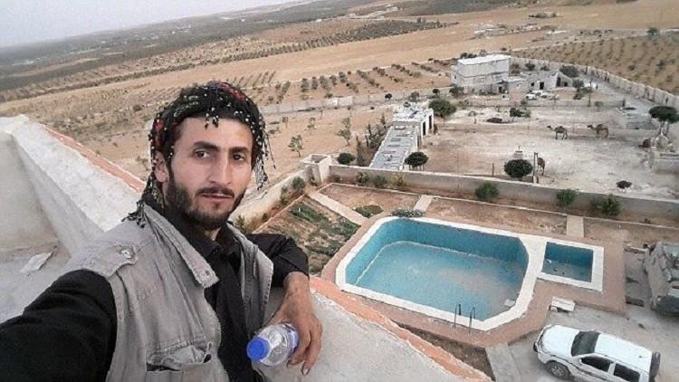 صور سيلفي تفضح قَصْر أمير داعش في سوريا (1) 