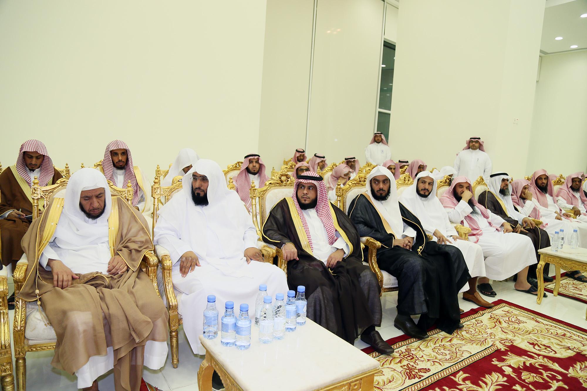 صور لقاء وزير الشؤون الإسلامية بالدعاة 5