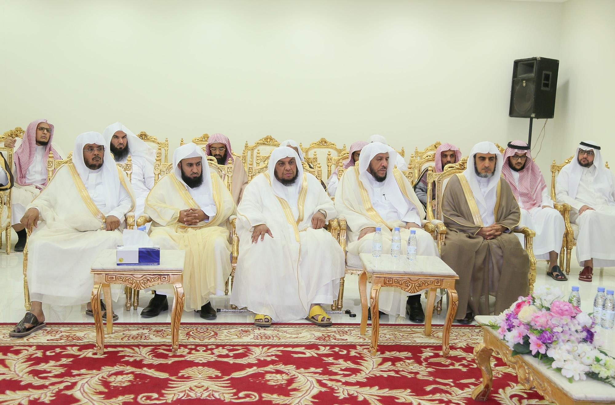 صور لقاء وزير الشؤون الإسلامية بالدعاة 6
