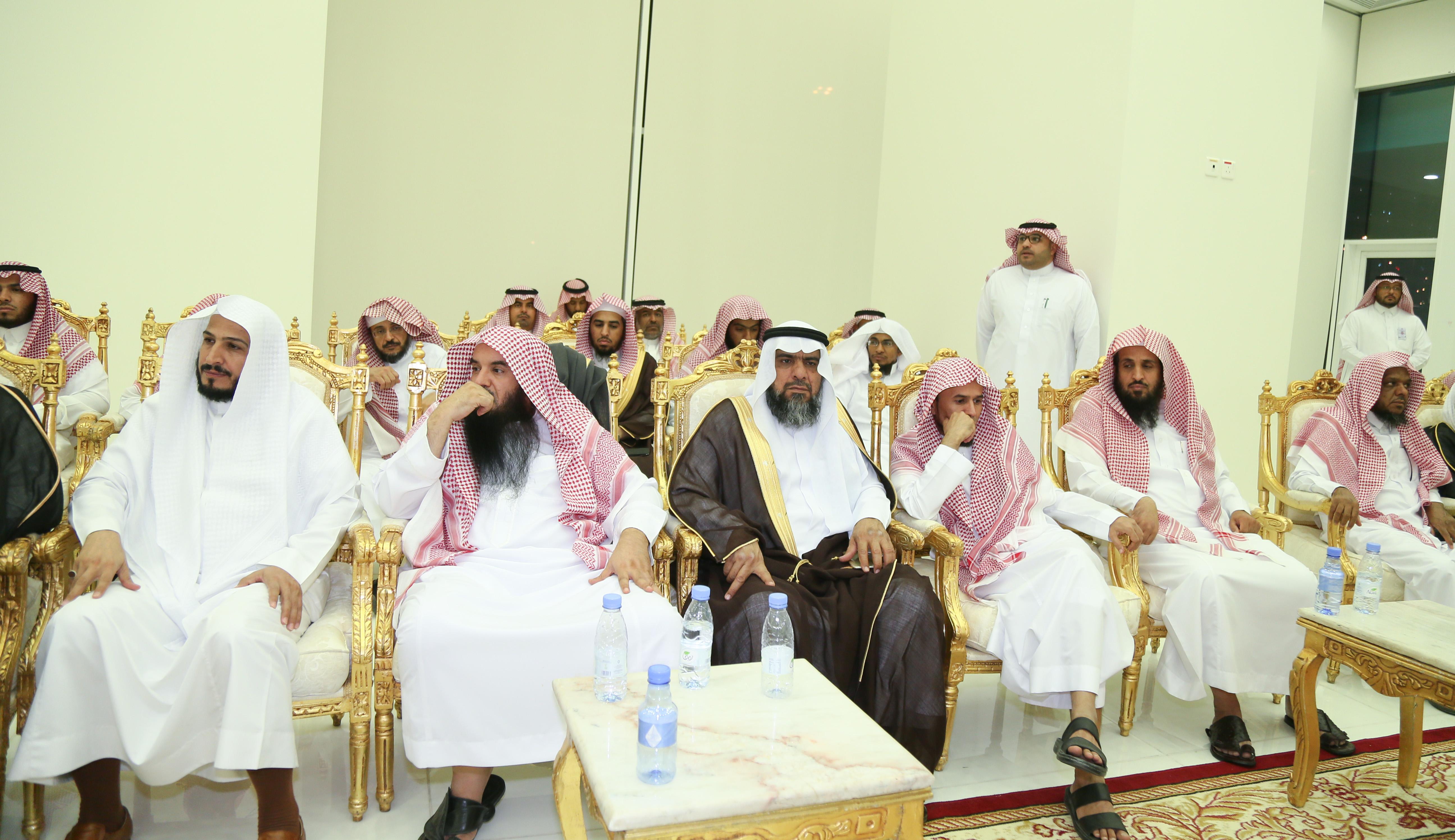 صور لقاء وزير الشؤون الإسلامية بالدعاة 7 
