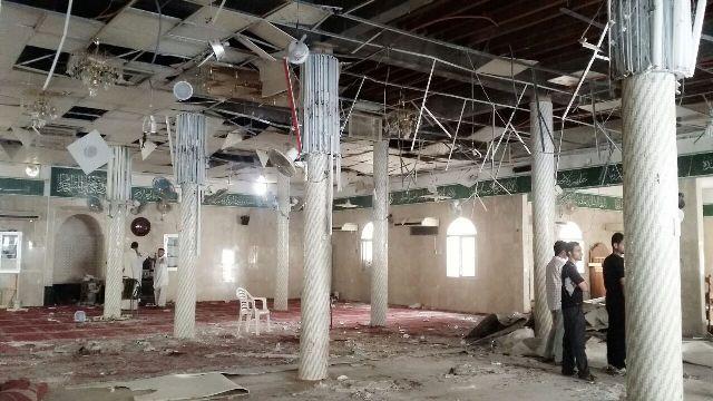بلدة القديح تشيِّع غدًا شهداء تفجير مسجد علي بن أبي طالب - المواطن