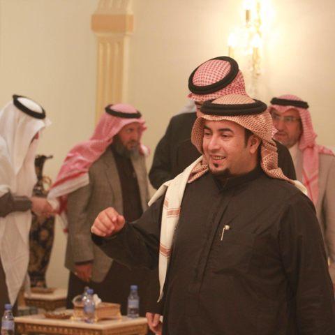 صور من عشاء آل أبو ملحة للأهلاويين (1)