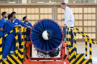 تدريب وتأهيل الشباب السعودي على صيانة الطائرات الحربية - المواطن