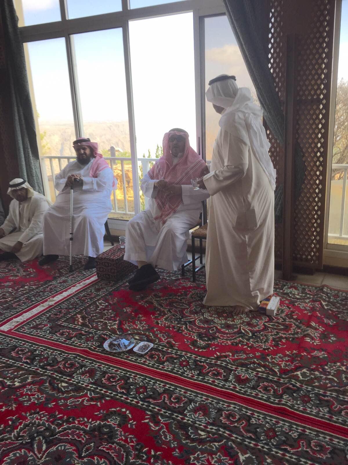 ضباط دورة 38 بكلية الملك فهد في لقاء جماعي بأبها (3)