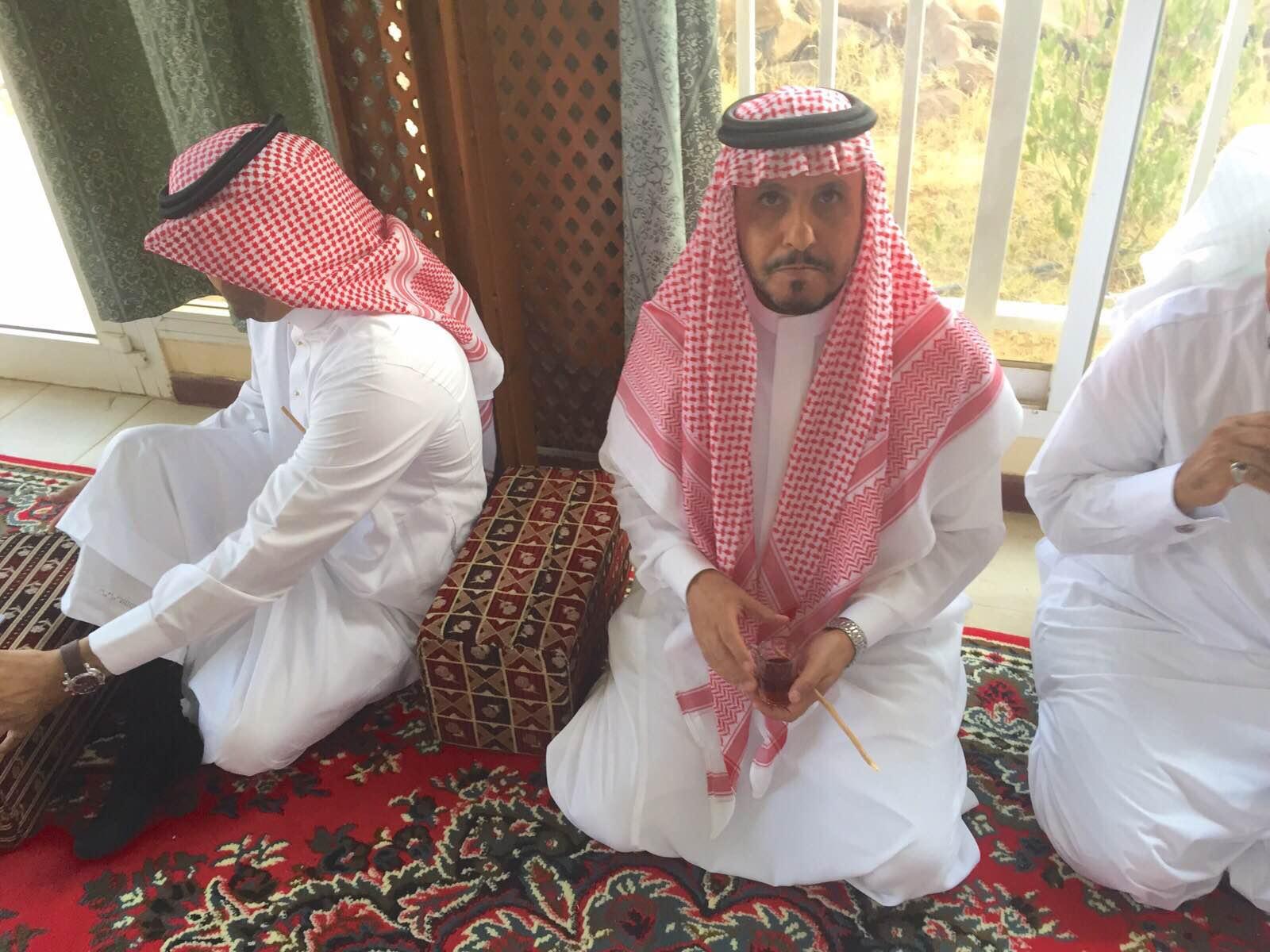 ضباط دورة 38 بكلية الملك فهد في لقاء جماعي بأبها (4)