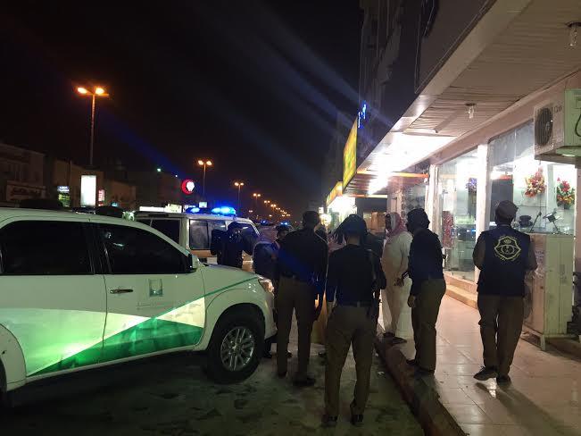 ضبط أكثر من ٣٠ مخالفة بمنطقة نجران2