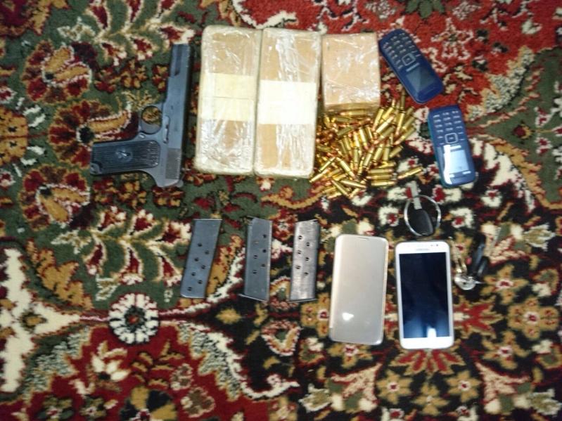 ضبط اسلحة بمكة (3)