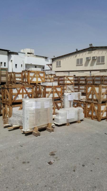 ضبط مستودعات  لتخزين مواد خطرة  1