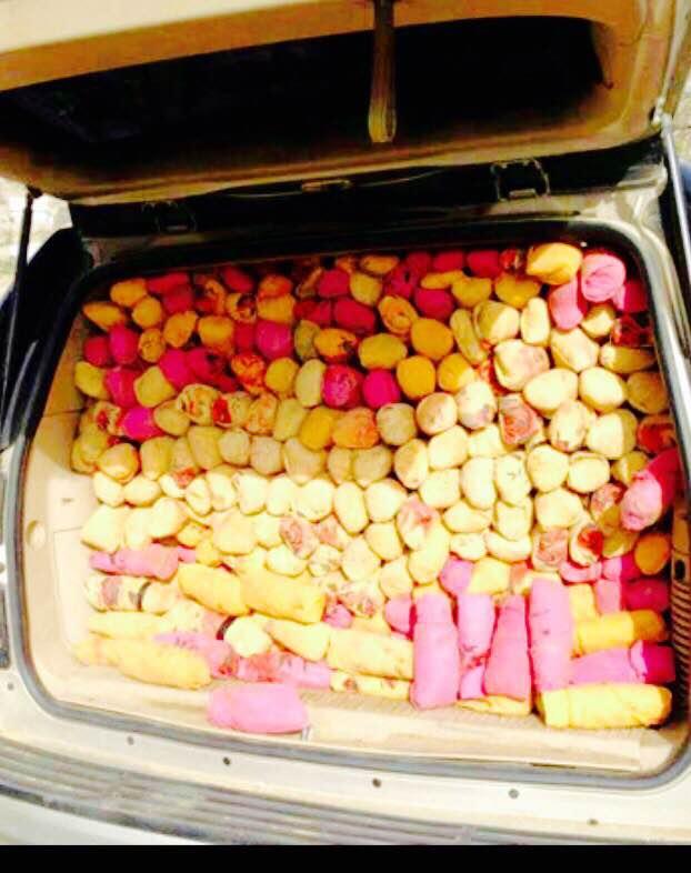 ضبط 623.424 كيلو جرامًا من القات المخدر في #عسير (3)