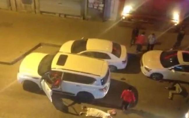 ضرب سعوديين في البحرين