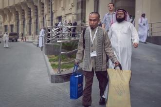 250 شخصية إسلامية تغادر المملكة بعد الانتهاء من برنامج العمرة والزيارة - المواطن