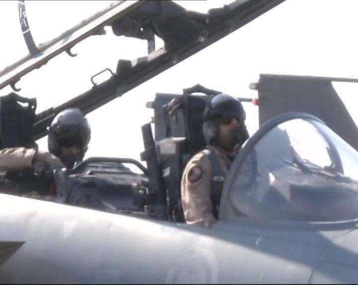 طائرات سعودية تصل لقاعدة تركية7