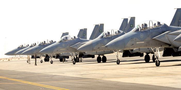 طائرات سعودية