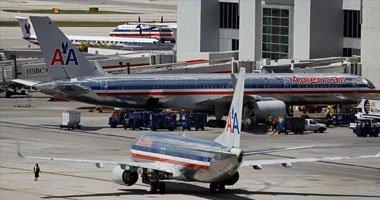 طائرة أمريكية تهبط اضطرارياً بمطار سيدني