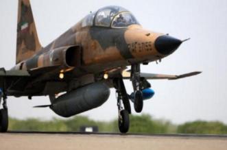 طائرة ايرانية 1