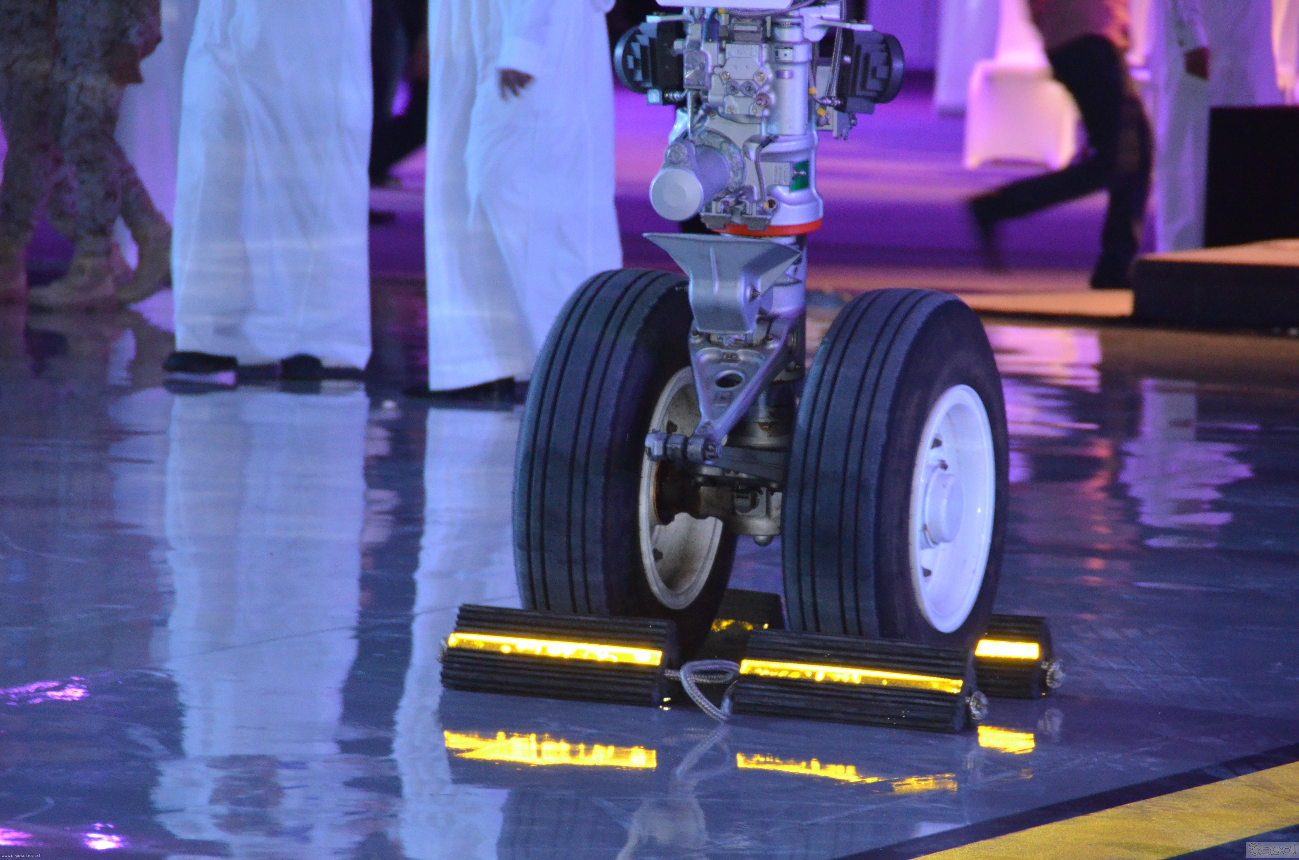 طائرة حفل تدشين مطار الملك عبدالعزيز بجدة (5)
