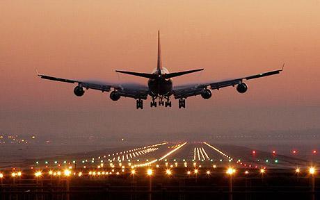 طائرة خطوط جوية طيران