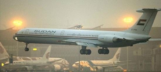 طائرة-سودانية