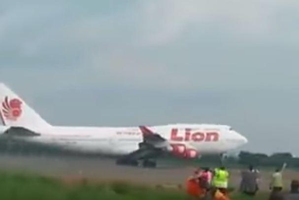 طائرة غانا إلى المملكة