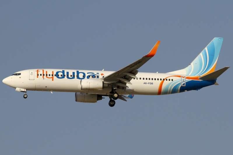 طائرة فلاي دبي
