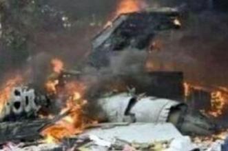 بالفيديو.. تحطم طائرة عسكرية ومقتل طاقمها بالجزائر - المواطن