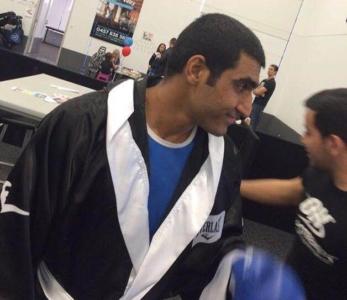 طالب سعودي مبتعث بأستراليا يحقق أكثر من 20 بطولة في الملاكمة (1) 