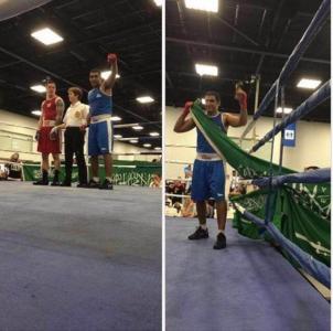 طالب سعودي مبتعث بأستراليا يحقق أكثر من 20 بطولة في الملاكمة (31195649) 
